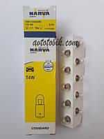 Лампа накаливания NARVA T4W Standart 12V 4W (1 шт.), фото 1