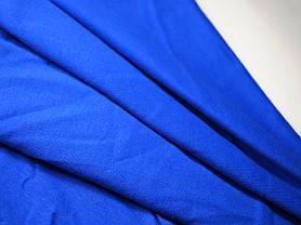 Приталенная мужская футболка Ярко-синяя размер S 61-200-51, фото 2