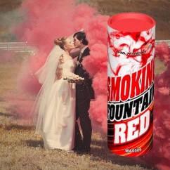 Червоний дим для фотосесії, Кольоровий дим Maxsem
