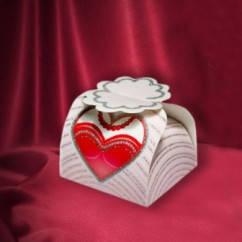 "Бонбоньєрка на весілля для гостей ""LOVE"""