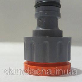 """Адаптер 3/4""""-1"""" резьба внутренняя с внутренним диаметром 14 мм"""