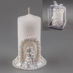 Весільна свічка (13 см)