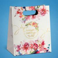 Пакет для свадебного каравая 1