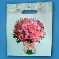 Пакет для свадебного каравая 8