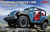 Jeep WRANGLER RUBICON 2-DOOR . 1/24 MENG CS-003