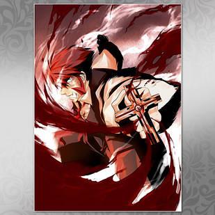 Плакат Аниме Kekkai Sensen 01