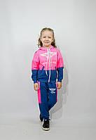 608eef10 Детские спортивные костюмы для девочки (Украина) размеры 98-104-110-116