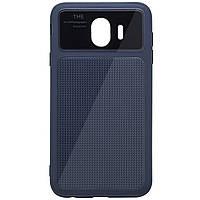 TPU чехол Glossy Half для Samsung J400F Galaxy J4 (2018), фото 1