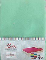 Махровая простынь на резинке с наволочками(ЦВЕТА РАЗНЫЕ), фото 1