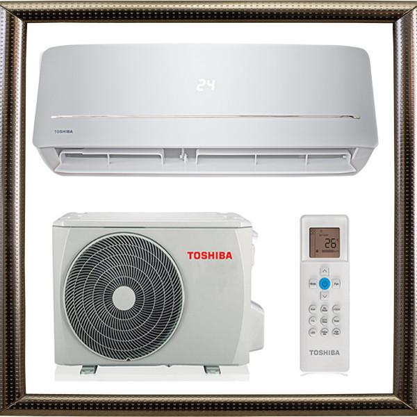 Кондиционер Toshiba RAS-09U2KHS-EE/RAS-09U2AH2S-EE до 25 кв.м. серия U2KH2S gold