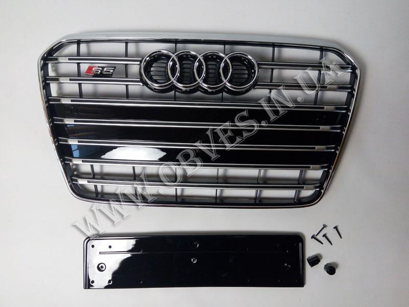 Решітка радіатора Audi A5 в стилі S5 (2011-2015)
