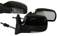 Боковые зеркала ВАЗ 2108-2199, 2113-2115 черные с повторителем