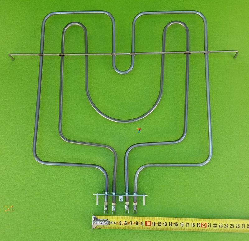 Тэн двойной верхний 1850W (1050W + 800W) для электродуховки FER, Турция