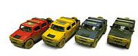 Автомодель Металлическая 1:40 2005 Hummer H2 SUV KT5097WY Kinsmart