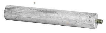 Анод магнієвий Італія Ø26мм / L=160мм / різьблення M8*10мм (Atlantic Steatite, Thermor, Electrolux) оригінал