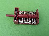 Переключатель семипозиционный 870609 / 16А / 250V / Т150 для электроплит, электродуховок  7LA GOTTAK, Spain