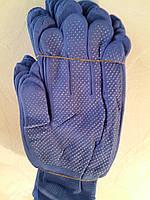 Перчатки рабочие женские, 12пар, оптом из Киева