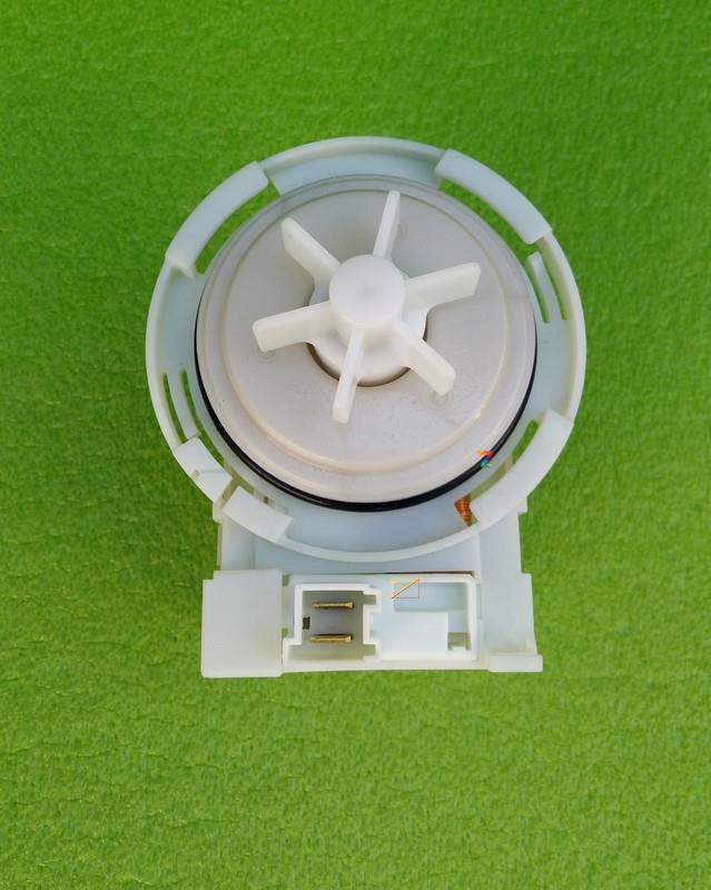 Насос/помпа COPRECI 30W / 230V / КРУГЛЫЙ (на 4 защелках) на стиральную машину Bosch Италия