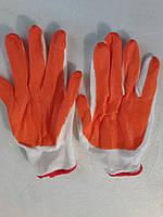 Перчатки рабочие стрейчевые, 12пар, оптом из Киева