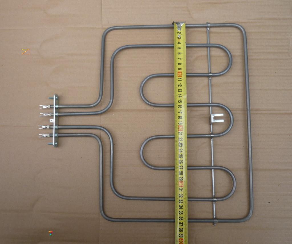 Тэн двойной верхний для электродуховки ARDO 2500W (1800W + 700W) Sanal, Турция