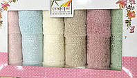 Набор кухонных махровых полотенец 30х50 см(Турция), фото 1