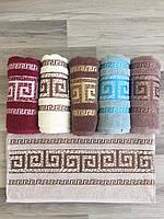 Vip Cotton Упаковка махровых полотенец 90х150 (Турция, 100% хлопок), фото 1