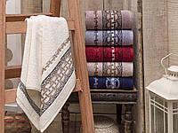 Vip Cotton Упаковка банных полотенец 70х140 (Турция, 100% хлопок), фото 1