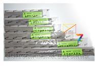 Спіраль для електроплити 500 Вт (упаковка 10 шт)