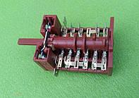Переключатель семипозиционный 870634 / 16А / 250V / Т150 для электроплит, электродуховок 7LA GOTTAK, Barcelona
