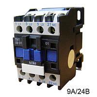 Пускатель магнитный АСКО-УКРЕМ ПМ 1-09-01 (LC1-D0901) B7 24B