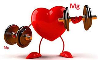 Магний для сердца