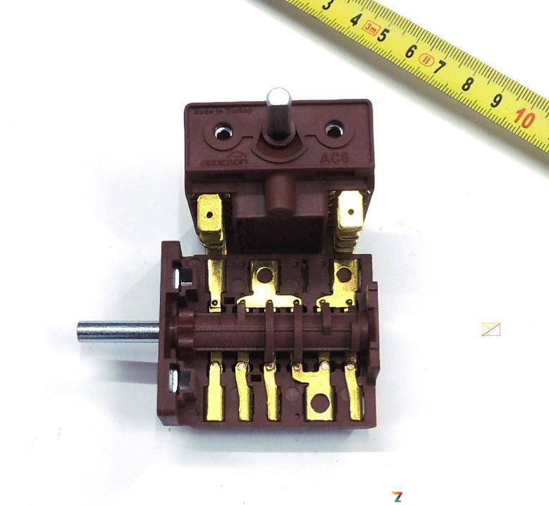 Переключатель мощности AC6 602 Турция