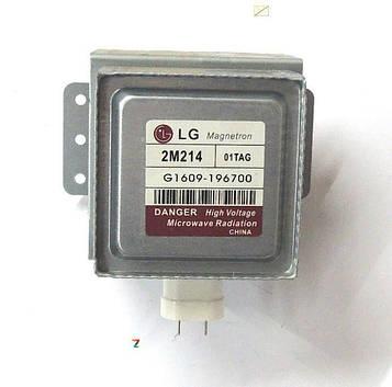 Магнетрон LG 2M214 01TAG