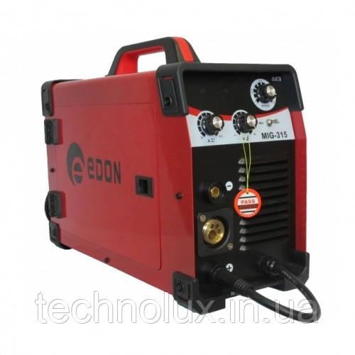 Сварочный инвертор-полуавтомат Edon MIG-315