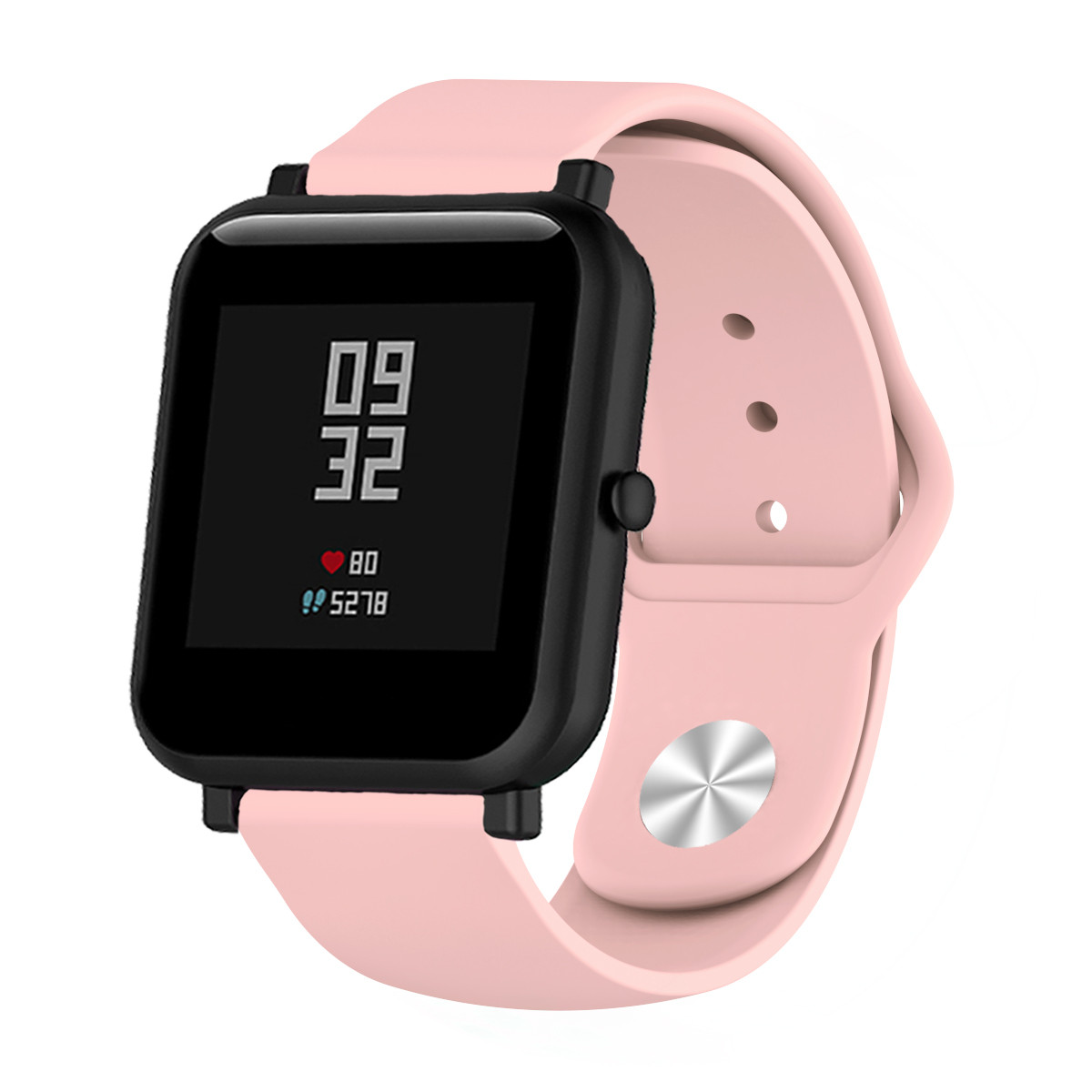 Ремешок Sport Nike Youth для Xiaomi AMAZFIT Bip / 20 мм Pink (Розовый)