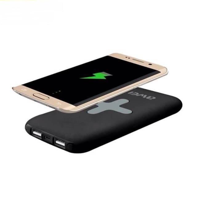 Мобильная зарядка POWER BANK P98K WIRELESS AWEI