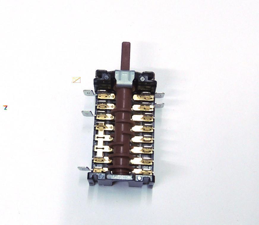 Перемикач режимів 7LA-GOTTAK 870800