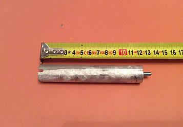 Анод магнієвий Італія Ø21мм / L=120мм / різьблення M5*10мм оригінал
