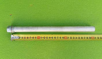 """Анод магнієвий Gorenje Італія - d21мм / L=300мм, на пробці 3/4"""" дюйма ОРИГІНАЛ"""