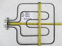 Верхний тэн для духовки Электра 2 кВт 370x330 мм, фото 1
