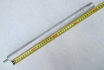 Магниевый анод  М8/ D-26/L-400