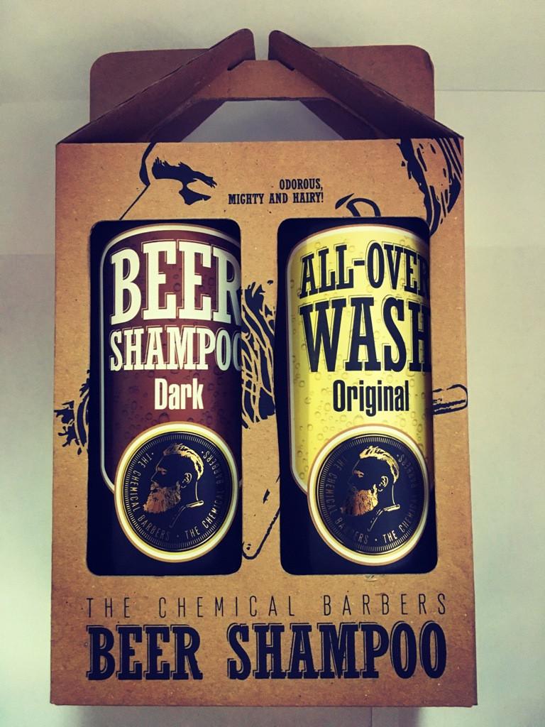 Набор The Chemical Barbers Beer Dark