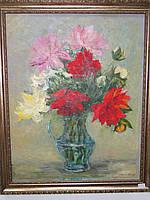 """Картина """"Натюрморт с цветами"""", фото 1"""