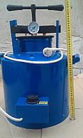 Автоклав электрический МИНИ (синий) для домашнего консервирования h=55см