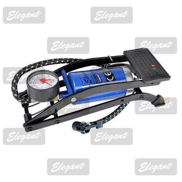 Насос ножной Elegant Compact c манометром  EL 100 310