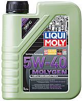 Синтетическое моторное масло Liqui Moly Molygen New Generation 5W-40 1л