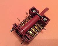 """Переключатель пятипозиционный 820405 / 16А / 250V / Т150 для электроплиты """"HANSA"""" 7LA-GOTTAK, Barcelona"""