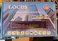 Цифровой эфирный DVB-T2 приемник LOCUS T2 (цифровая приставка телевидения Т2)