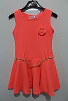 Платье на девочку 2- 6 лет