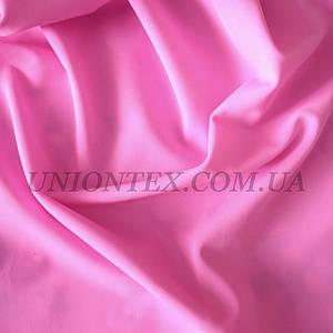 Трикотаж бифлекс (купальник) матовый розовый